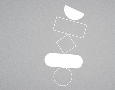 Rational Production. Shapes Motion Graphics