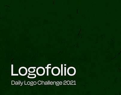 Logofolio - Daily Logo Challenge 2021