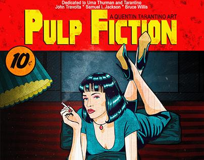 Pulp Fiction, ArtMia Wallace