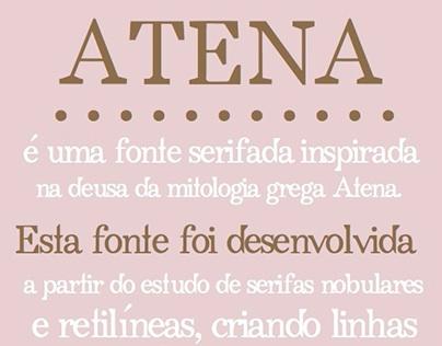 Design Tipográfico | Atena