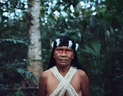 ARTHELPS AMAZONAS by Julia Marie Werner