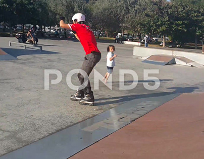 Istanbul Skateboard And Roller Skate Park
