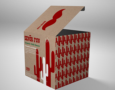 Packaging - Senor Fun