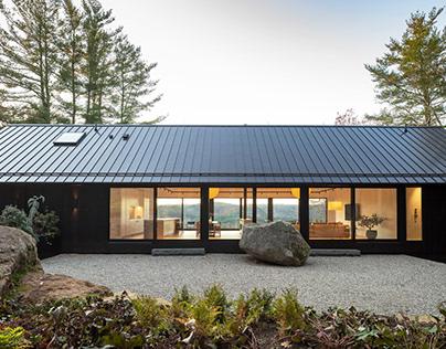 Ledge House /Desai Chia Architecture
