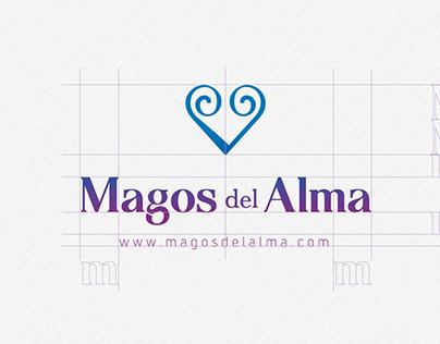 Magos del Alma - Corporate Identity