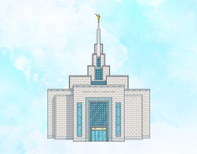 LDS Temples CA