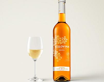 Včelovina Original/Special bottle design
