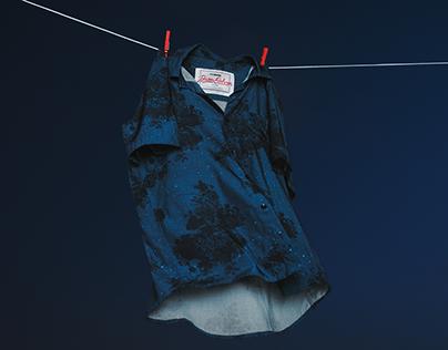 Dion Ochner camisa Floresta