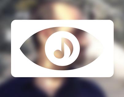 OSTvue // UX Concept // Watch Music (2015)