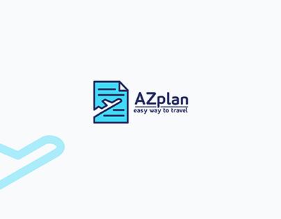 AZplan | logo