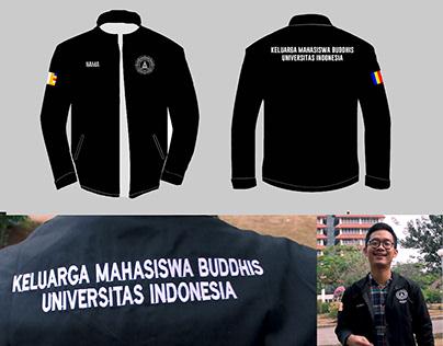 UKM KMBUI Jacket Design