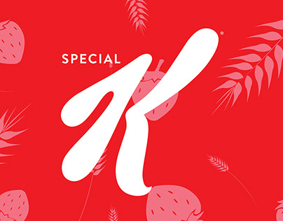 Recipe Card Designs for Special K