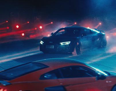 Audi Sport Event Teaser Dir Cut - 2016