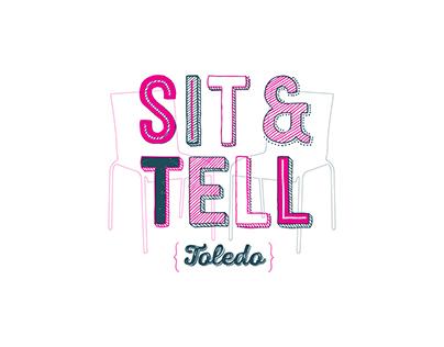 Sit & Tell AIGA Community Art Project | Chair Design