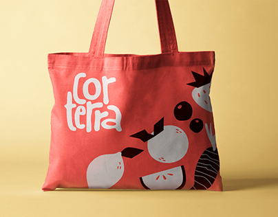 Cor Terra | Visual Brand