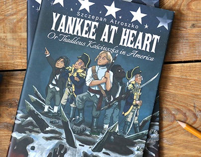 Yankee at heart (graphic novel)