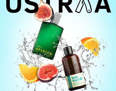 Ustraa - Bodywash & Aftershave