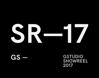 Gstudio showreel 2017