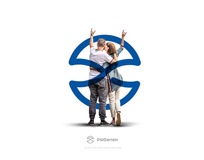 PsiGenex Branding & Visual Identity