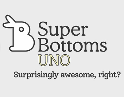 Super Bottoms UNO