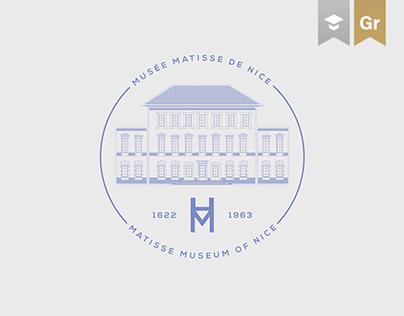 MATISSE MUSEUM OF NICE   Rebranding