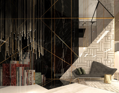 Cairo Design Awards | Marble Booth
