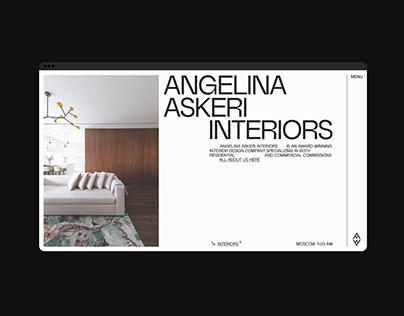 Angelina Askeri INTERIORS
