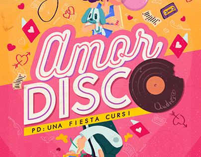 Amor Disco   Amor y amistas Andrés Carne de Res 2016