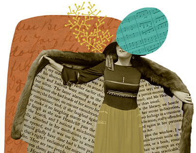 Literary lady