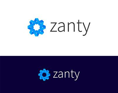 zanty Logo Design