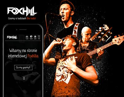 Foxhill - Website