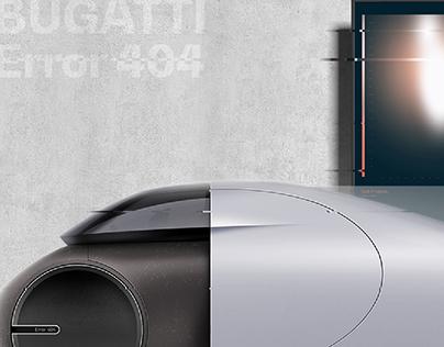 Bugatti Error 404