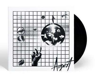 Agost | Album Cover Art