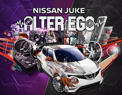 Nissan Juke Alter Ego