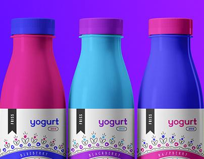 Friss Yogurt