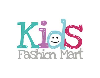 Kids Fashion Mart Rebrand