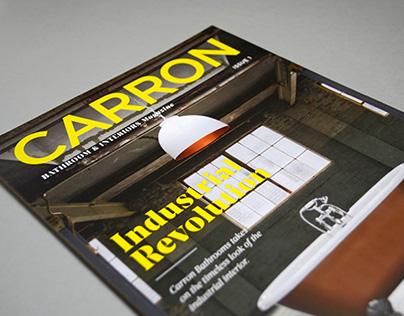Carron, Bathroom & Interiors Magazine