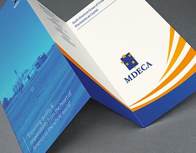 MDECA Group    Tri-Fold Brochure