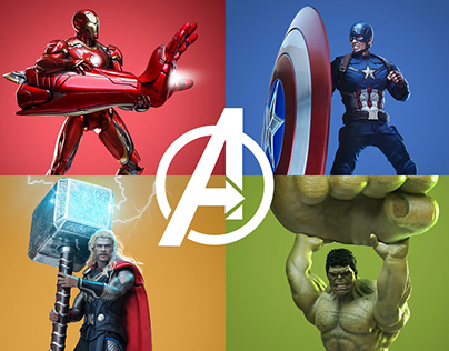 AVENGERS - Overpowered