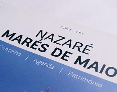 Nazaré Marés de Maio