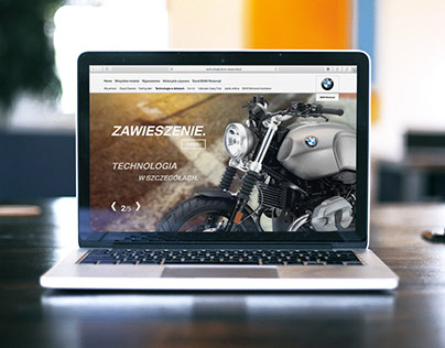 BMW Technology in Details website