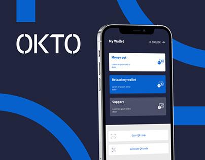 Okto Merchant Website