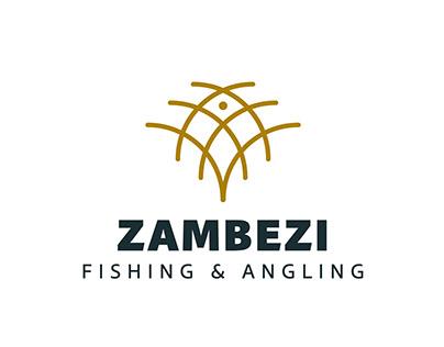 Zambezi Fishing & Angling Brand Identity.