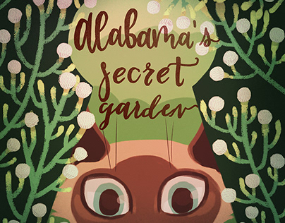 Alabama's secret garden