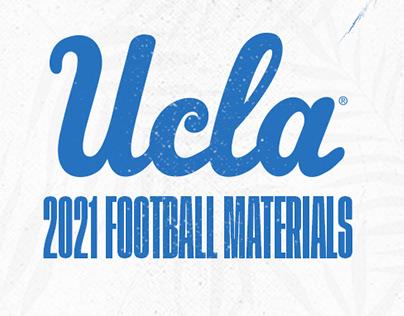 2021 UCLA Football Materials