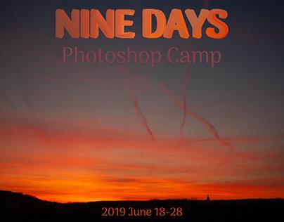 Photoshop Creative Challenge 2019 June 18 - June 28