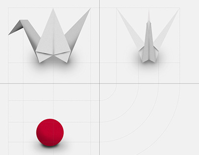 Japan Flag (concept)