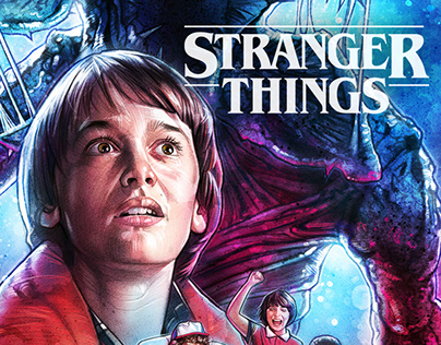 Stranger Things - Dark Horse Comic #1