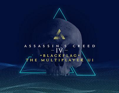 Assassin's Creed IV « Blackflag » : le design de l'UI