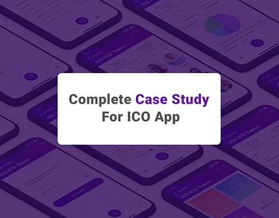 iSS iCO - iCO Token Buy Sell iOS App